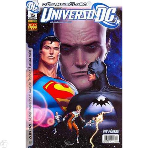 Universo DC [Panini - 2ª série] nº 015 set/2011