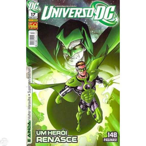 Universo DC [Panini - 2ª série] nº 017 nov/2011