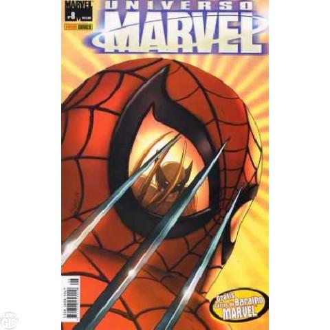 Universo Marvel [Panini - 1ª série] nº 008 fev/2006