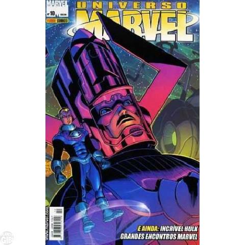 Universo Marvel [Panini - 1ª série] nº 010 abr/2006