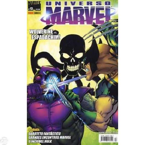 Universo Marvel [Panini - 1ª série] nº 013 jul/2006
