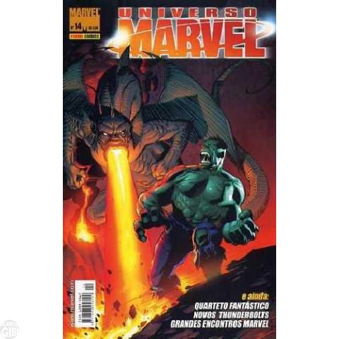 Universo Marvel [Panini - 1ª série] nº 014 ago/2006