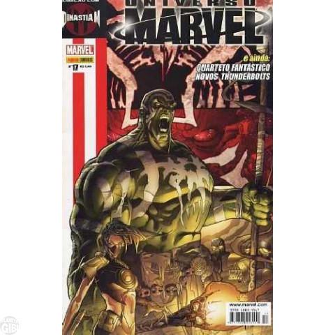Universo Marvel [Panini - 1ª série] nº 017 nov/2006