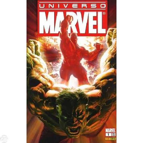 Universo Marvel [Panini - 2ª série] nº 001 mai/2010