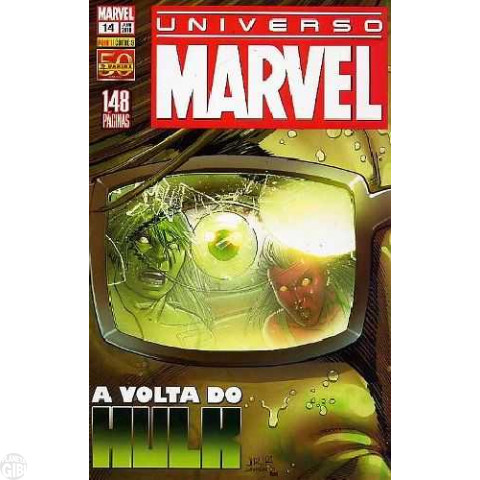Universo Marvel [Panini - 2ª série] nº 014 jun/2011 - A Volta do Hulk