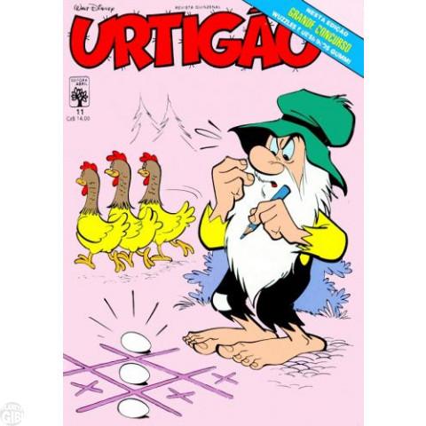 Urtigão [1ª série] nº 011 out/1987 - Em Defesa dos Animais