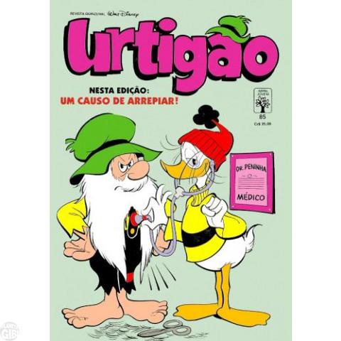 Urtigão [1ª série] nº 085 ago/1990 - Do Fundo do Baú