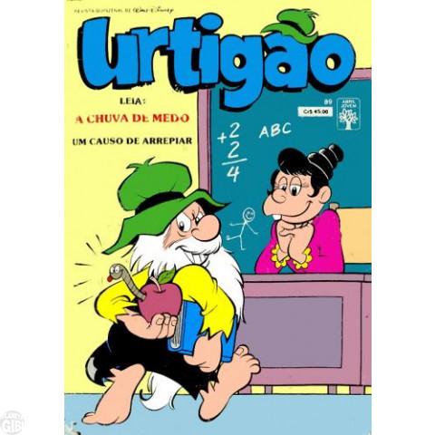 Urtigão [1ª série] nº 089 out/1990 - O Primo Curió