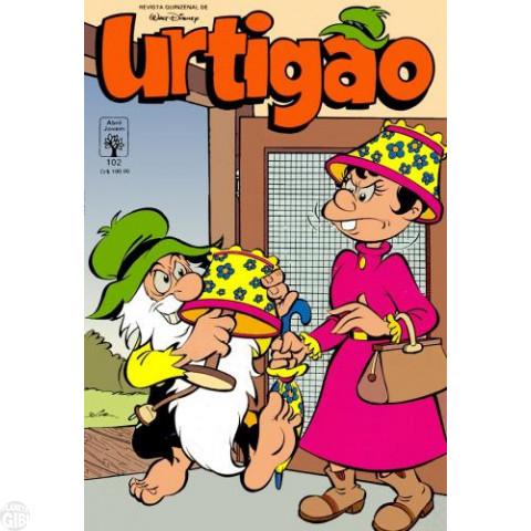 Urtigão [1ª série] nº 102 abr/1991 - Meu Bichinho