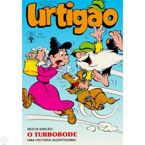 Urtigão [1ª série] nº 107 jun/1991 - O Turbobode