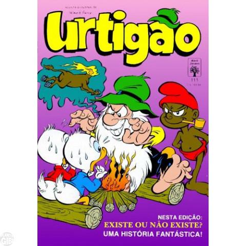 Urtigão [1ª série] nº 111 ago/1991 - Existe ou não Existe?