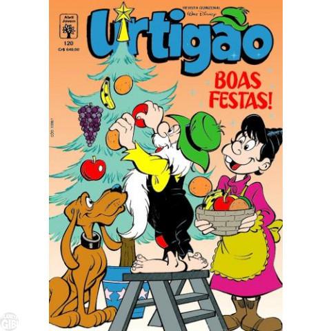 Urtigão [1ª série] nº 120 dez/1991 - Espírito de Natal