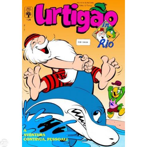 Urtigão [1ª série] nº 128 abr/1992 - In Rio - Penúltimo Episódio