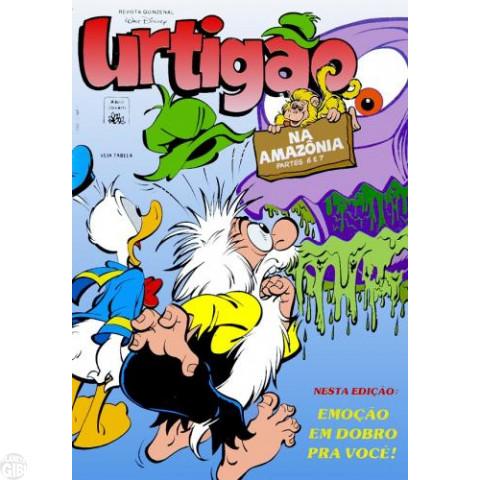 Urtigão [1ª série] nº 151 mar/1993 - Na Amazônia - Partes 6 e 7