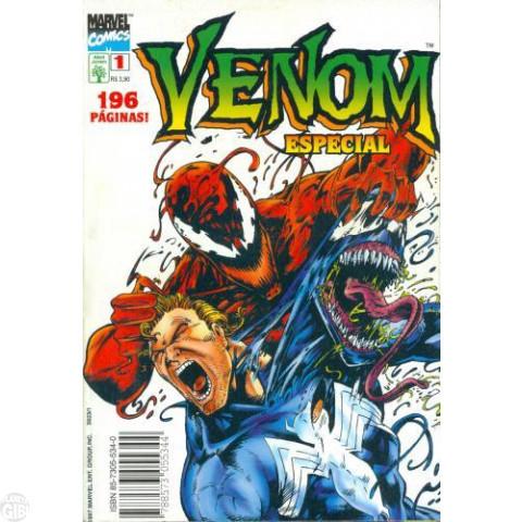 Venom Especial [Abril]  jul/1997