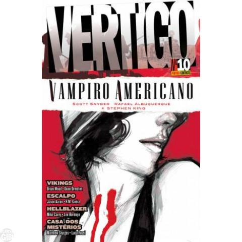 Vertigo [Panini - 1ª série] nº 010 set/2010