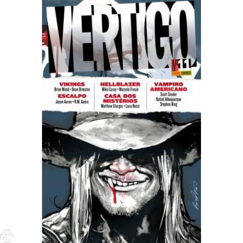 Vertigo [Panini - 1ª série] nº 011 out/2010