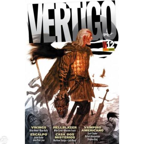 Vertigo [Panini - 1ª série] nº 012 nov/2010