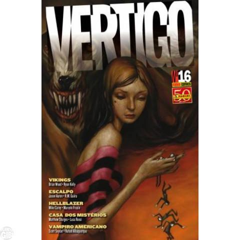 Vertigo [Panini - 1ª série] nº 016 mar/2011