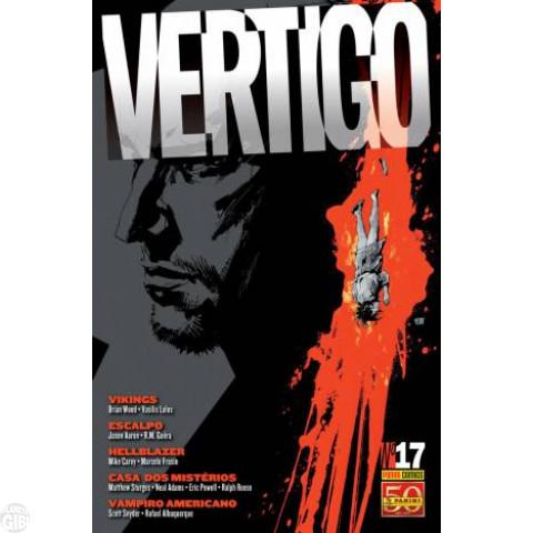 Vertigo [Panini - 1ª série] nº 017 abr/2011