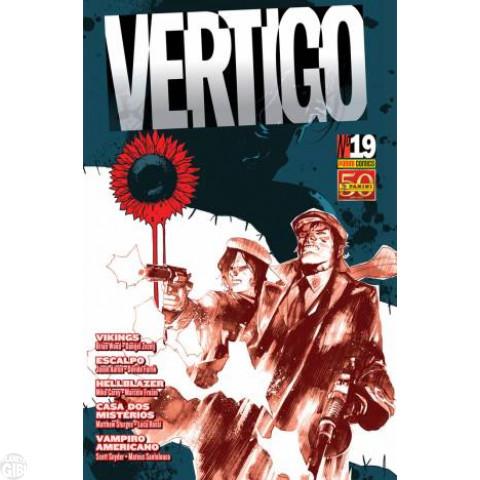 Vertigo [Panini - 1ª série] nº 019 jul/2011