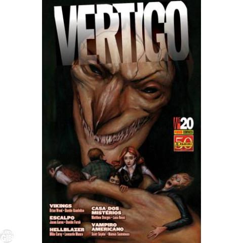 Vertigo [Panini - 1ª série] nº 020 jul/2011