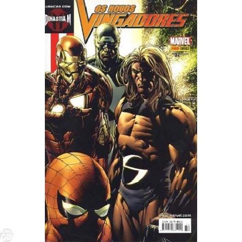 Vingadores [Panini - 1ª série] nº 032 set/2006 - Os Novos Vingadores