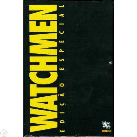 Watchmen Edição Especial Box com 2 volumes [Panini] mar/2009 - Lacrado