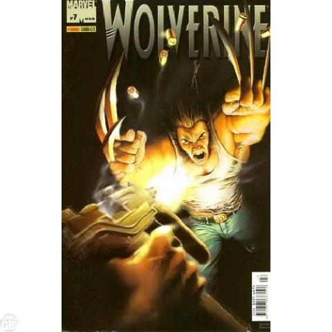 Wolverine [Panini - 1ª série] nº 007 jun/2005