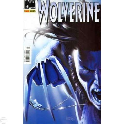 Wolverine [Panini - 1ª série] nº 008 jul/2005