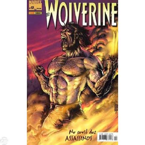 Wolverine [Panini - 1ª série] nº 012 nov/2005