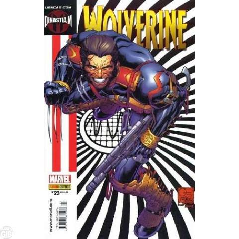Wolverine [Panini - 1ª série] nº 023 out/2006