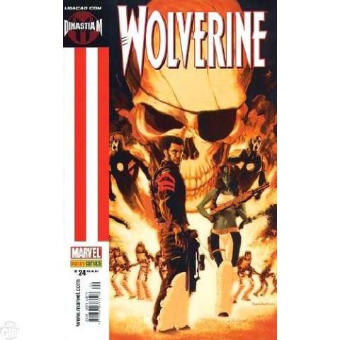 Wolverine [Panini - 1ª série] nº 024 nov/2006