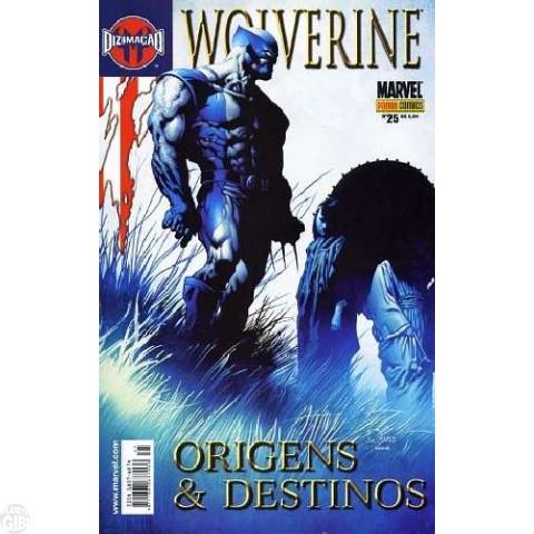 Wolverine [Panini - 1ª série] nº 025 dez/2006