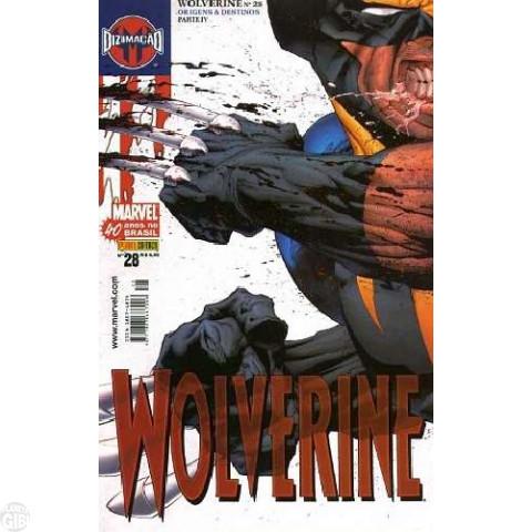 Wolverine [Panini - 1ª série] nº 028 mar/2007
