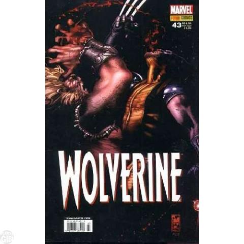 Wolverine [Panini - 1ª série] nº 043 jun/2008