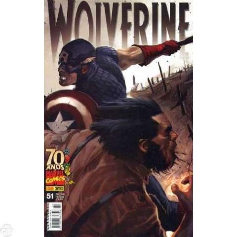 Wolverine [Panini - 1ª série] nº 051 fev/2009
