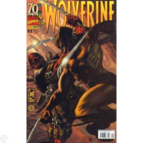 Wolverine [Panini - 1ª série] nº 052 mar/2009