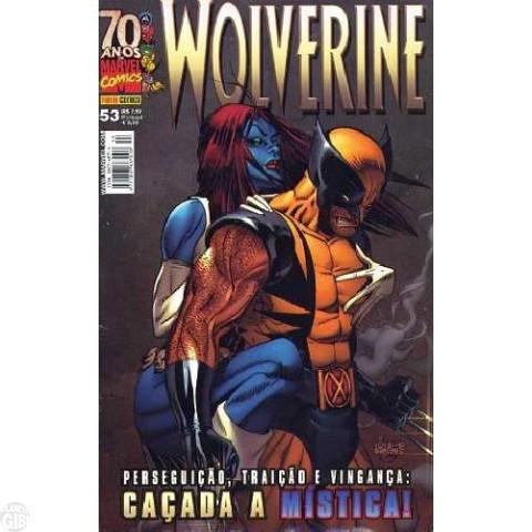 Wolverine [Panini - 1ª série] nº 053 abr/2009