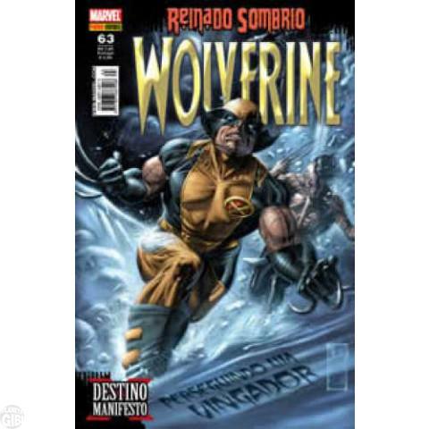 Wolverine [Panini - 1ª série] nº 063 fev/2010 - Reinado Sombrio
