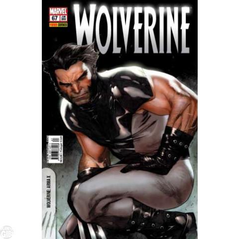 Wolverine [Panini - 1ª série] nº 067 jun/2010