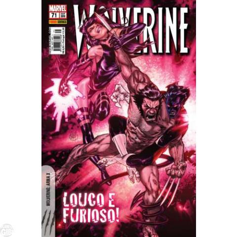 Wolverine [Panini - 1ª série] nº 071 out/2010