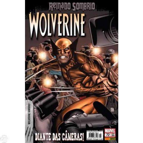 Wolverine [Panini - 1ª série] nº 072 nov/2010 - Reinado Sombrio