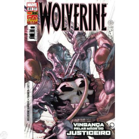 Wolverine [Panini - 1ª série] nº 081 ago/2011