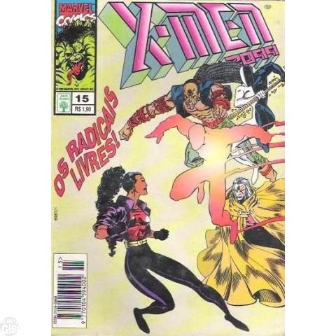 X-Men 2099 nº 015 out/95