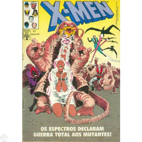 X-Men [Abril - 1ª série] nº 011 set/1989