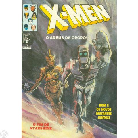 X-Men [Abril - 1ª série] nº 013 nov/1989