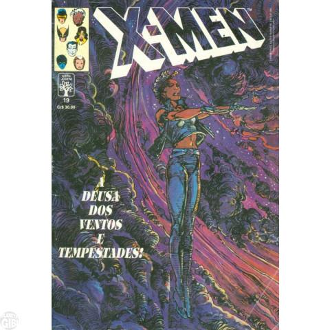 X-Men [Abril - 1ª série] nº 019 mai/1990