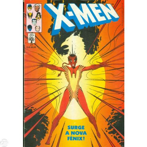 X-Men [Abril - 1ª série] nº 021 jul/1990