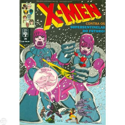 X-Men [Abril - 1ª série] nº 026 dez/1990